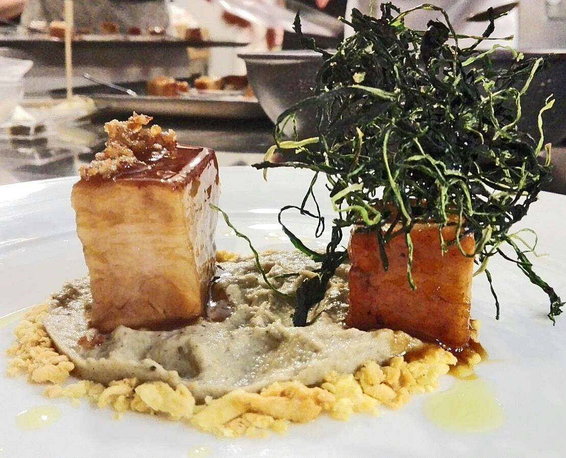 Ricetta: pancetta laccata