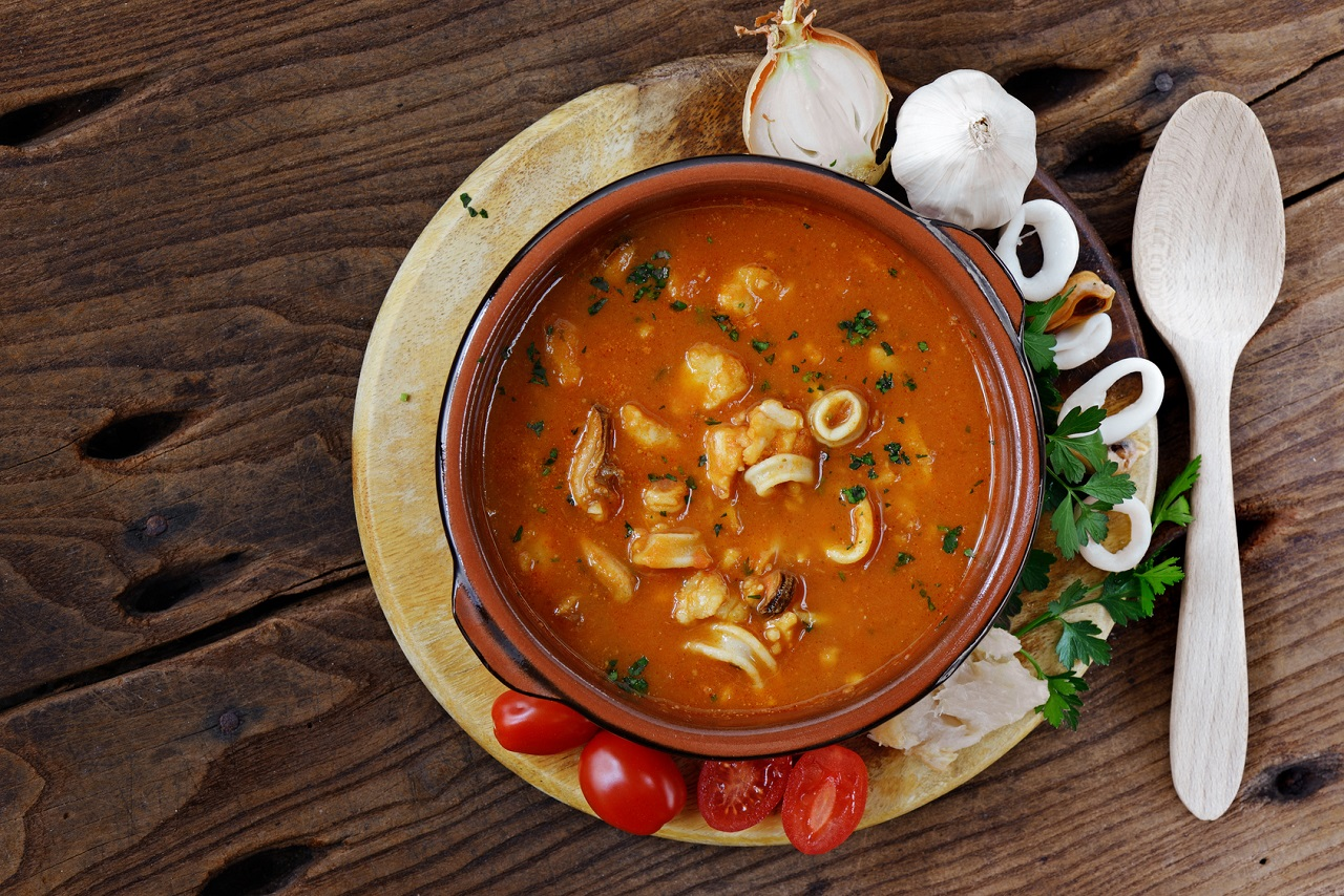 Cook&Stay: le zuppe di mare