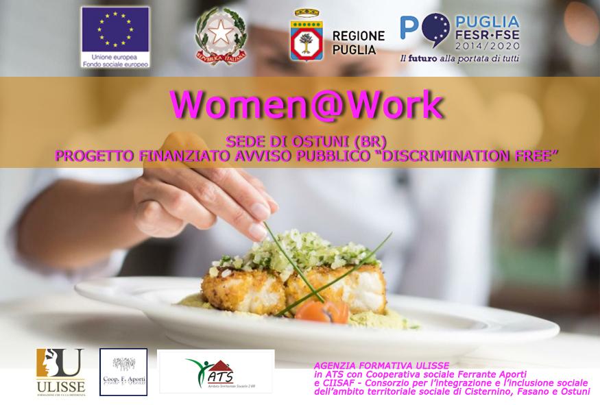 "Progetto ""Women@Work"""