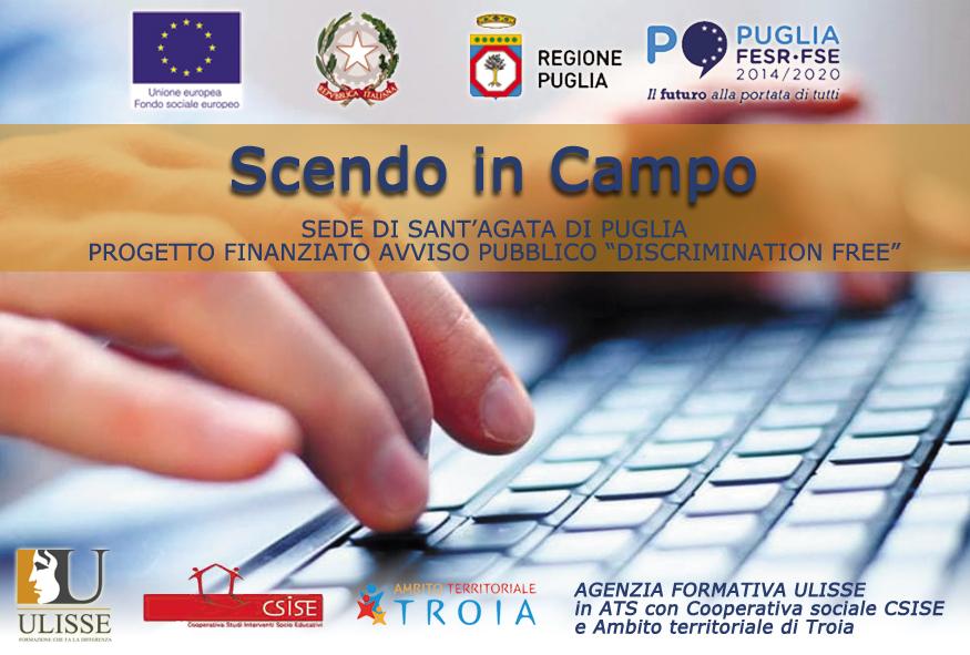 """Progetto """"Scendo in Campo"""""""