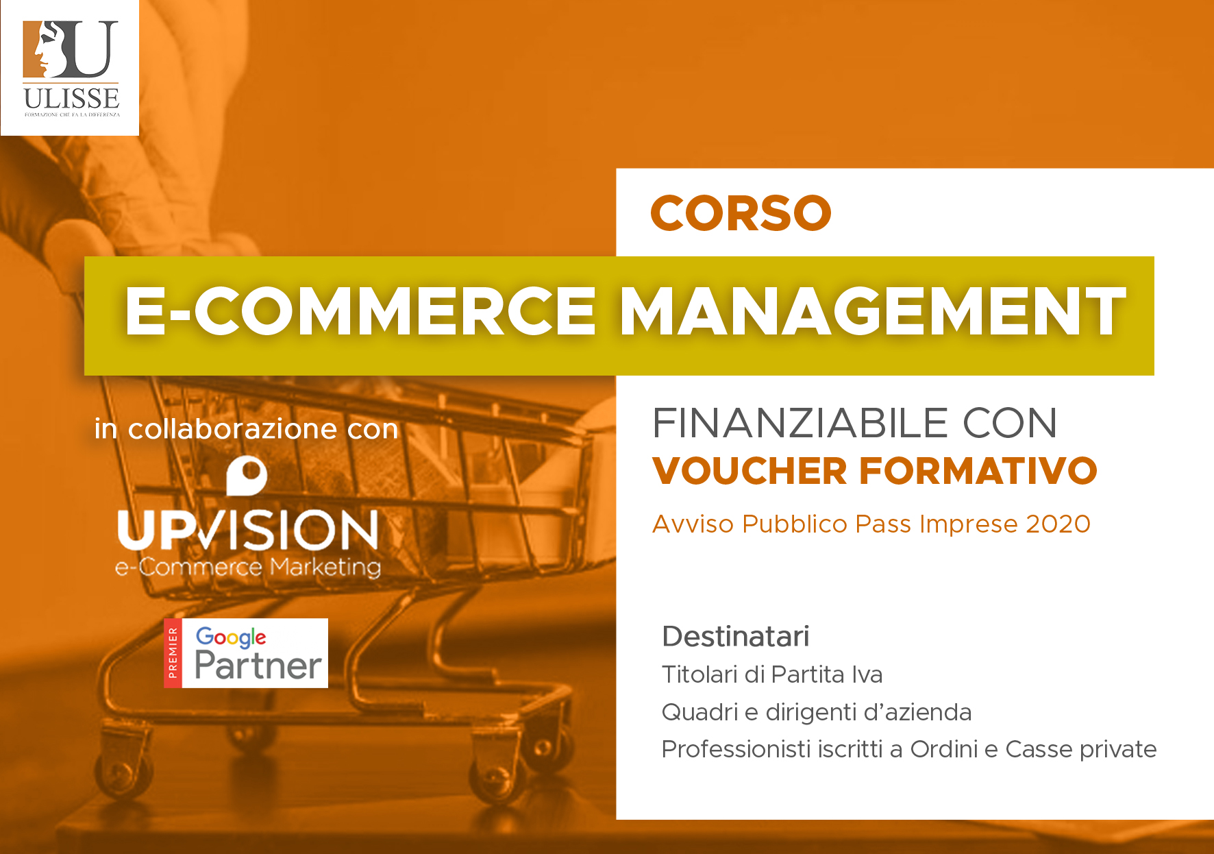 CORSO SU E-COMMERCE MANAGEMENT