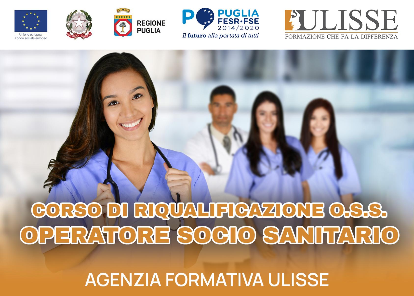 CORSO DI RIQUALIFICAZIONE O.S.S.